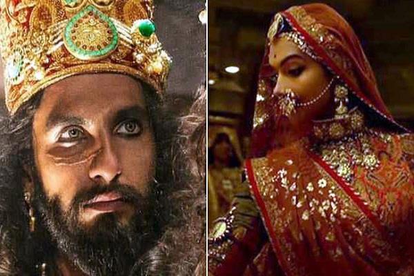 first time alauddin khilji seen rani padmavati in mirror