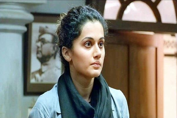 taapsee pannu reply to the troller