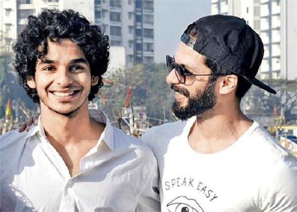why shahid kapoor didn t attend ishaan khatter s dhadak success party