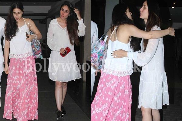 sara ali khan special bond with kareena kapoor khan