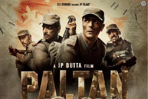 paltan title song released