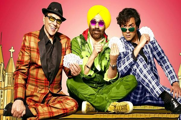 movie review of yamla pagla deewana phir se