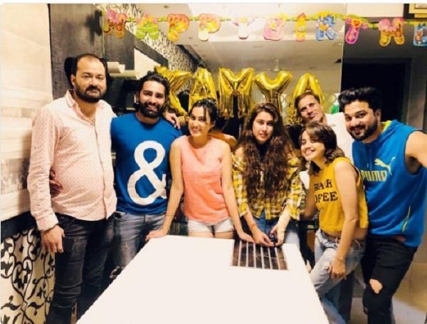 manveer gurjar interesting birthday wish for kamya punjabi