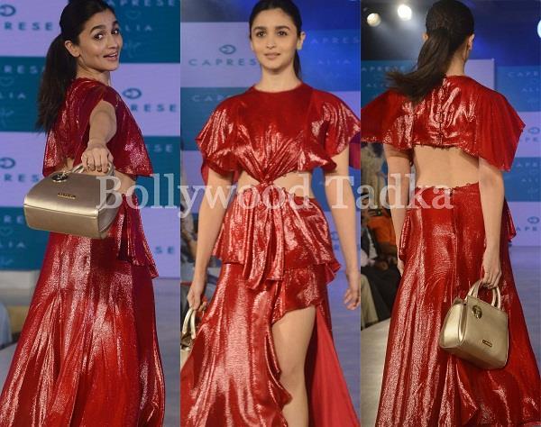 alia bhatt at handbag brand event