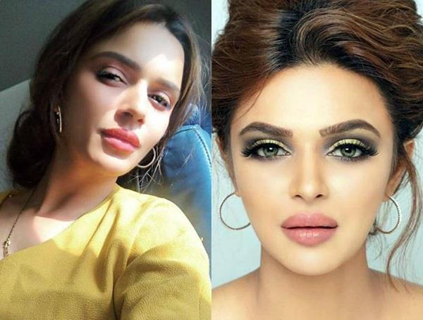 aashka goradia opens up about her lip surgery
