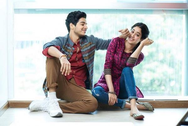 ishaan and janhvi starrer film dhadak worldwide box office collection