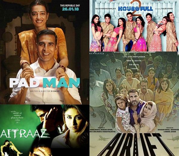 akshay kumar all movie list