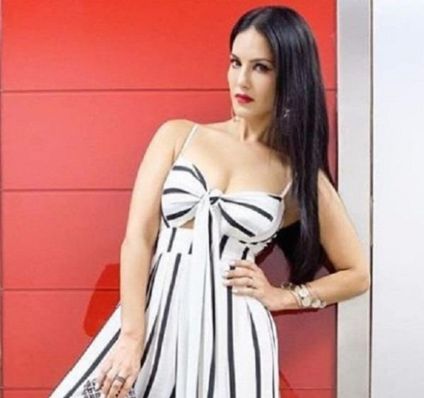 sunny leone really offered 5 crore donation