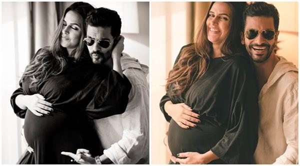 neha dhupia finally break silence about her pregnancy secret