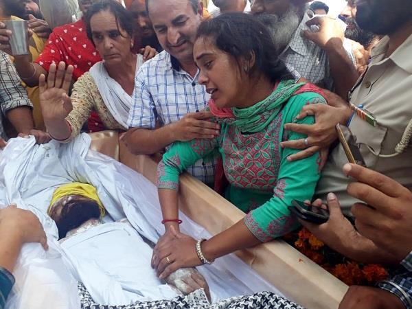 surgical strike hero sandeep singh
