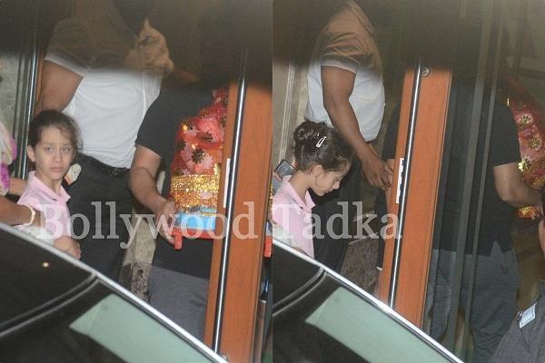 sanjay dutt family welcomes lord ganesha