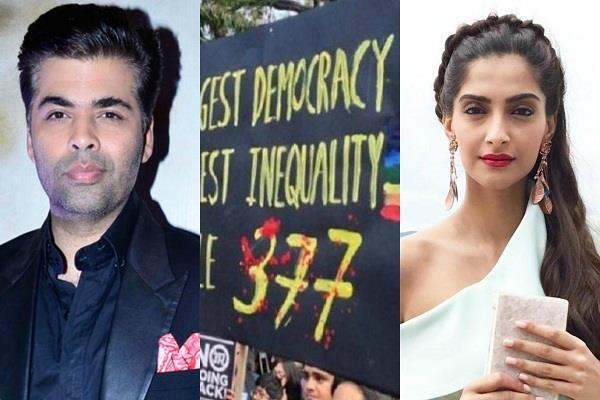 bollywood stars tweet on supreme court historic verdict on section 377