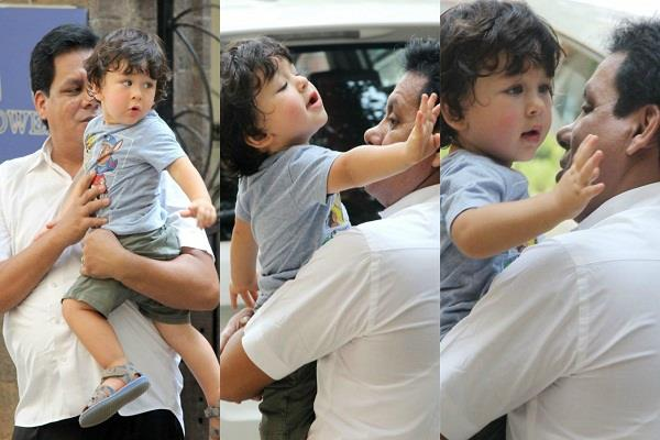 taimur ali khan cute pictures
