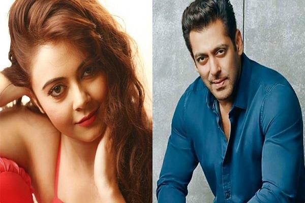 devoleena bhattacharjee will not come on the salman khan show