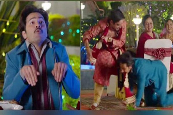 varun dhawan funny meme vedio viral on social media