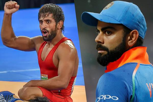 wrestler bajrang punia s claim is strong on khel ratna know why