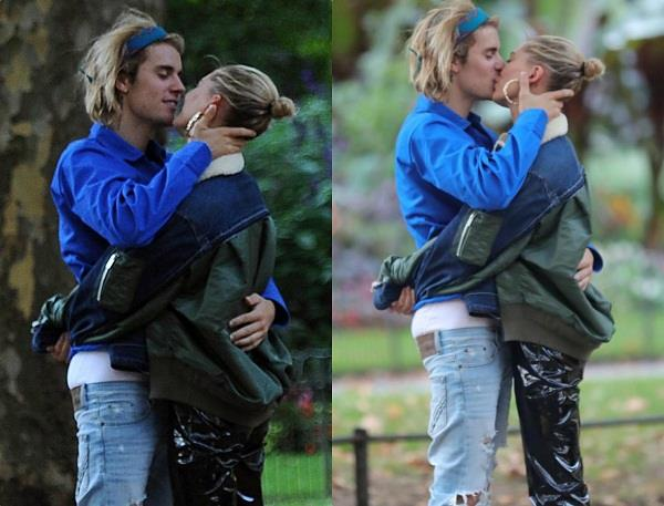 justin bieber and hailey baldwin romantic pictures