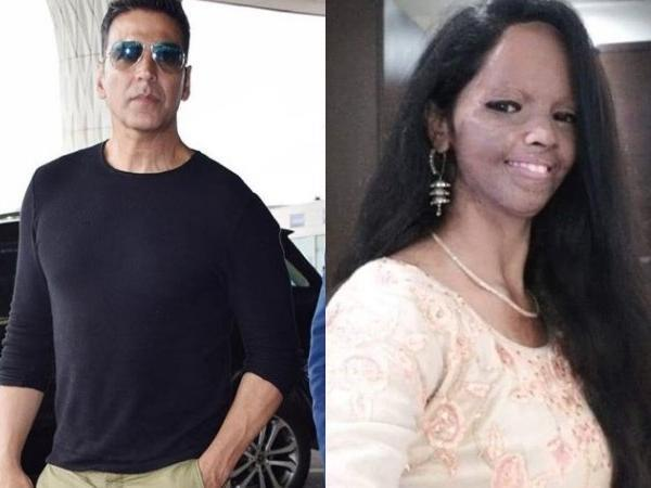akshay kumar helped acid attack crusader laxmi agarwal