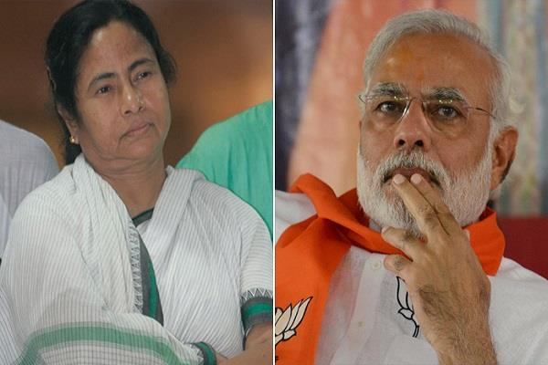 mamata attack on modi government