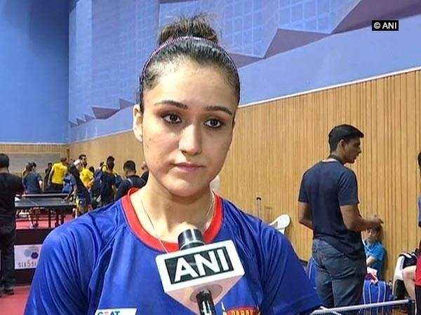 manika is disappointed with coach not getting dronacharya