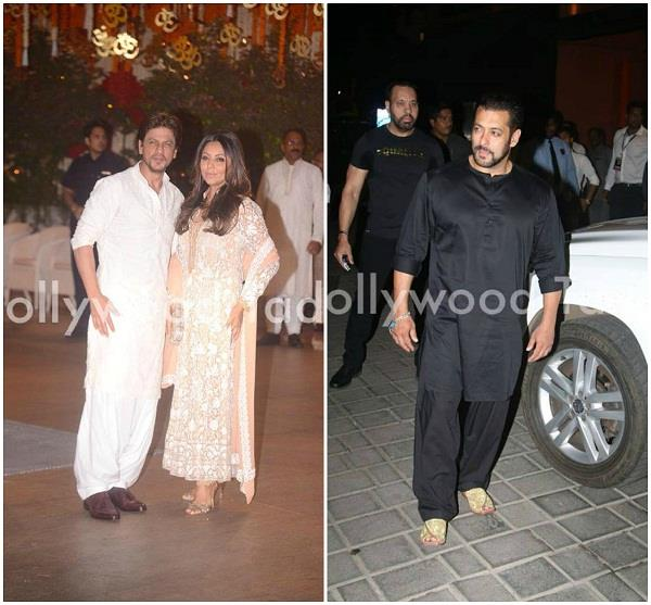 ganesh chaturthi celebration in mukesh ambani house reach bollywood