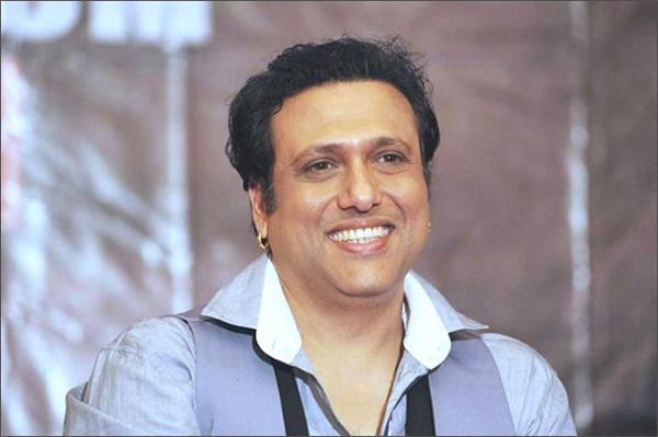 govinda say about his biopic