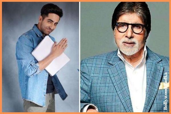 amitabh bachchan and ayushman khurana movie gulabo sitabo