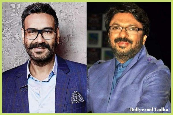 sanjay leela bansali make movie with ajay devgan