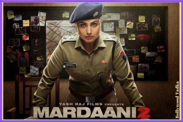 rani mukherjee mardaani 2 first look release