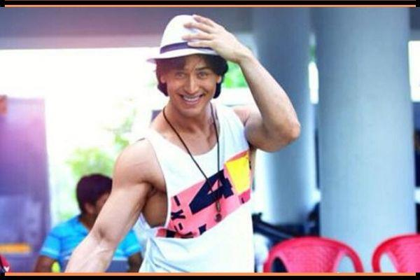 tiger shroff dance video got viral