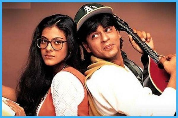 kajol recreate ddlj movie scene