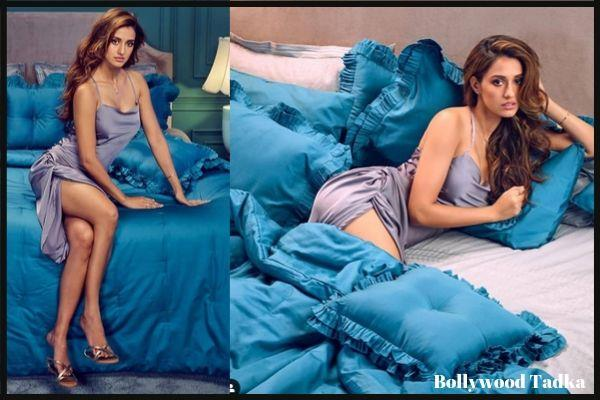 disha patani share her bedroom pics