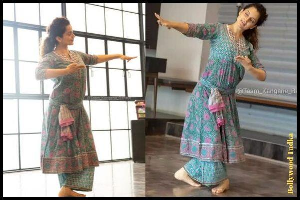 actress kangana learning bharatnatyam for jayalalithaa biopic movie