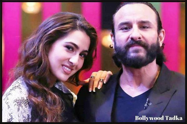 saif saying about his daughter sara ali khan