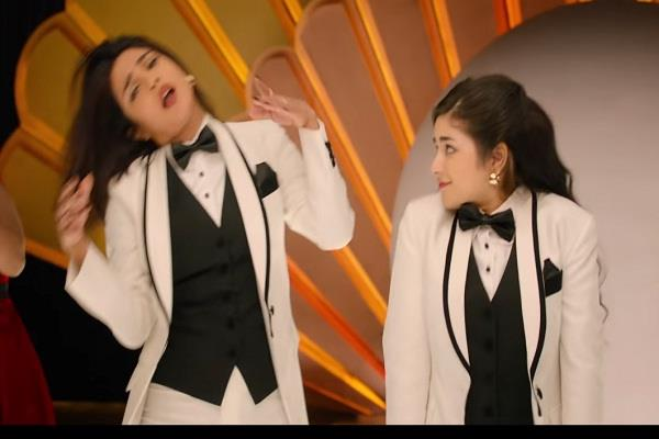 priyanka chopra zaira wasim movie song release