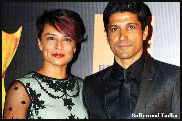 farhan akhtar saying about his divorce