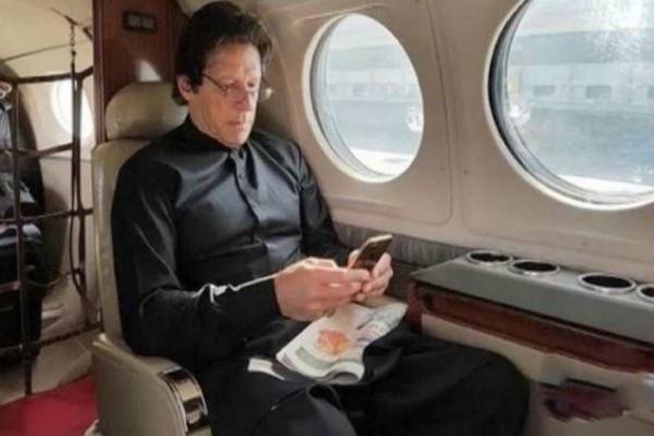 revealed imran plane did not have technical fault