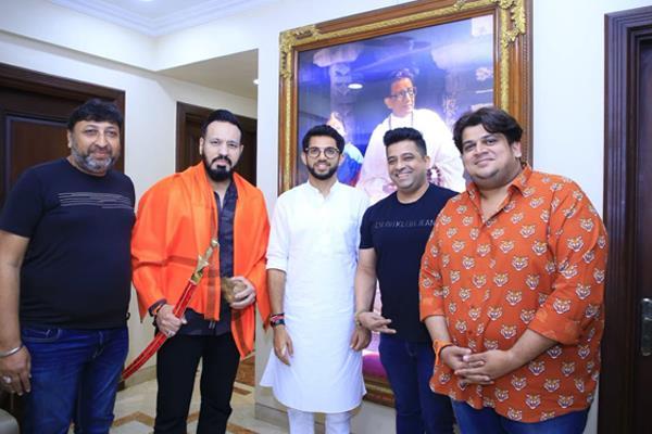 salman khan bodyguard shera join shiv sena