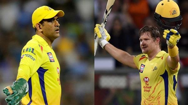 shane watson made a big statement on the retirement of dhoni