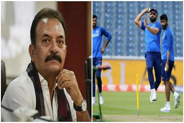 former indian cricketer madan lal revealed the secret of shami reverse swing