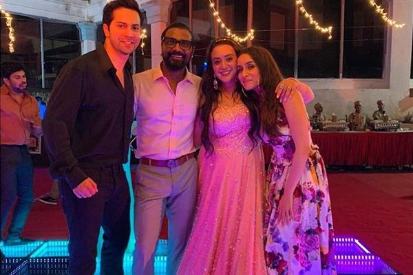 varun dhawan comment on remo dsouza third wedding