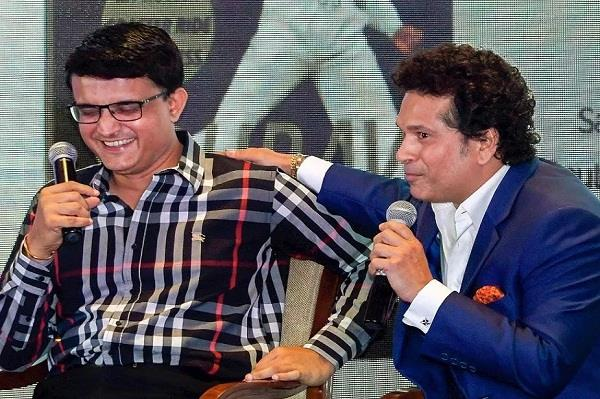 sachin  sehwag congratulate ganguly on social media wrote special message