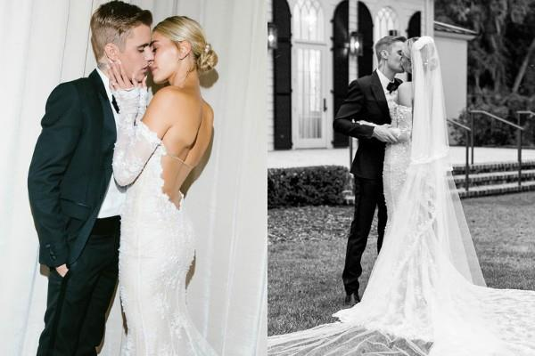 justin bieber hailey baldwin wedding pictures goes viral on internet