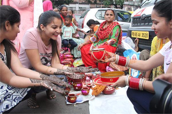 karva chauth festival