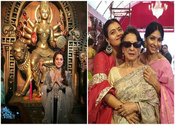 this is how bollywood divas are celebrating navratri festival see photos