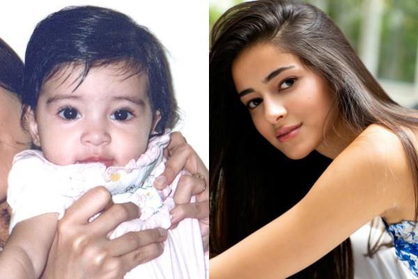 21 की हुईं अनन्या पांडे, बेटी के जन्म दिन पर मां ने शेयर की बचपन की यह तस्वीरें...