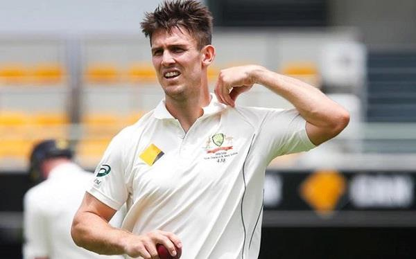 marsh angrily punched on wall suspected playing first test against pakistan
