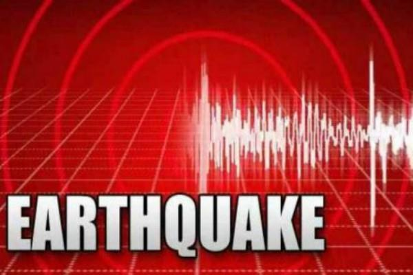 rajasthan earthquake tremors felt in bikaner
