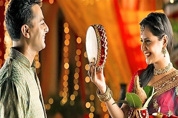 men also observe the fast of karva chauth