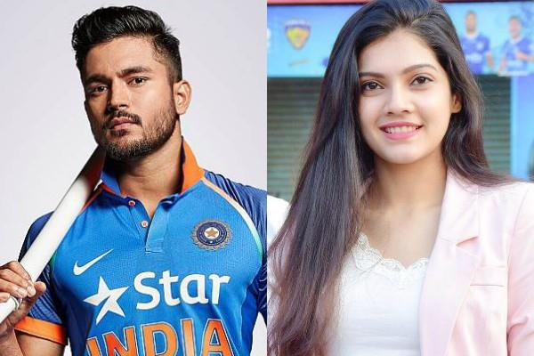 cricketer manish pandey to marry south indian actress ashrita shetty in december